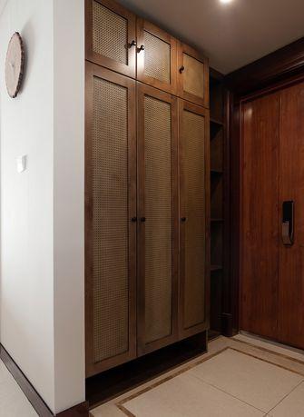 富裕型90平米现代简约风格玄关图