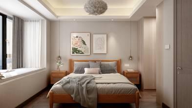 经济型140平米四北欧风格卧室装修图片大全