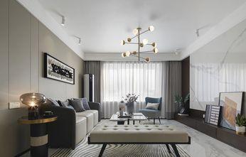10-15万110平米三室两厅港式风格客厅装修效果图