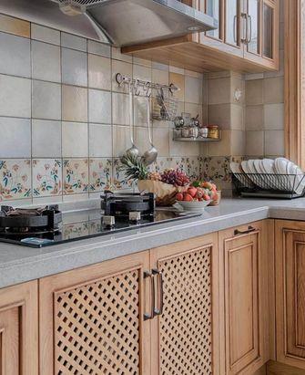 10-15万90平米法式风格厨房装修效果图