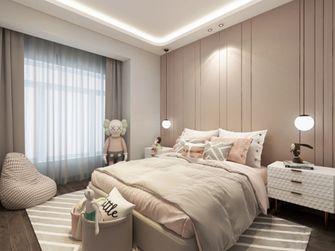 140平米三室两厅轻奢风格青少年房装修案例