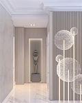 15-20万140平米别墅现代简约风格走廊图片