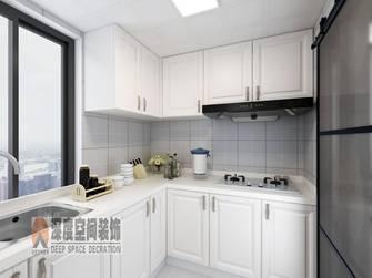 经济型70平米现代简约风格厨房图片大全