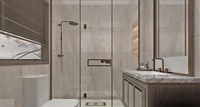 140平米公寓中式风格卫生间图片大全