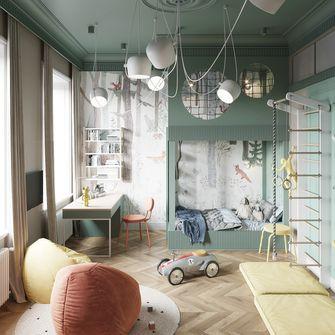 140平米三欧式风格青少年房装修效果图