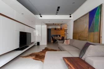 110平米三北欧风格客厅设计图