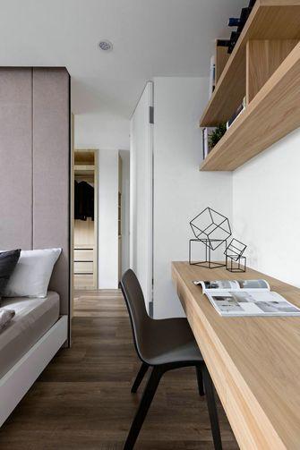 5-10万100平米三室两厅北欧风格书房装修图片大全