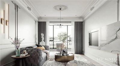 130平米法式风格卧室装修案例