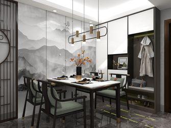 10-15万90平米三室两厅新古典风格餐厅设计图