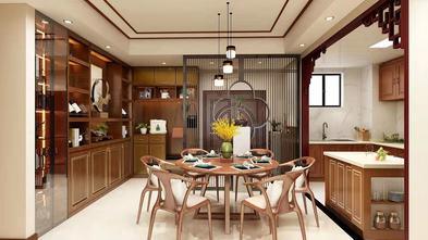 豪华型120平米三欧式风格客厅图