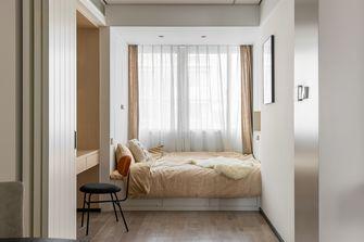 经济型60平米公寓现代简约风格书房图片大全