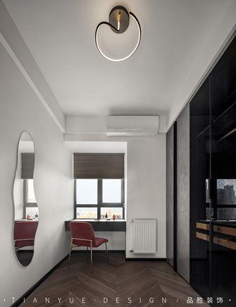 10-15万140平米四室两厅工业风风格衣帽间装修图片大全