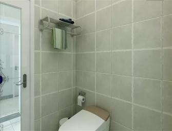 120平米四欧式风格卫生间装修案例