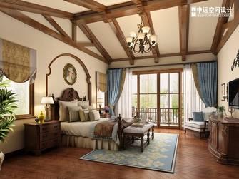 20万以上140平米别墅地中海风格卧室效果图