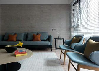 3-5万60平米现代简约风格客厅装修图片大全
