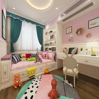 豪华型130平米三室两厅新古典风格青少年房设计图