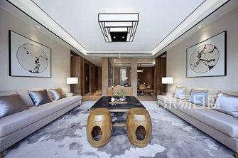 140平米三日式风格客厅图