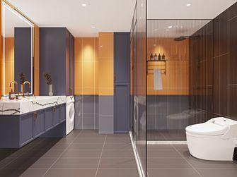 10-15万三室两厅混搭风格卫生间装修效果图