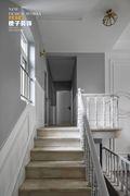 经济型140平米美式风格走廊图片大全