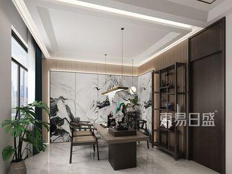 豪华型140平米别墅中式风格书房装修效果图