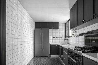 5-10万90平米三室两厅北欧风格厨房图片