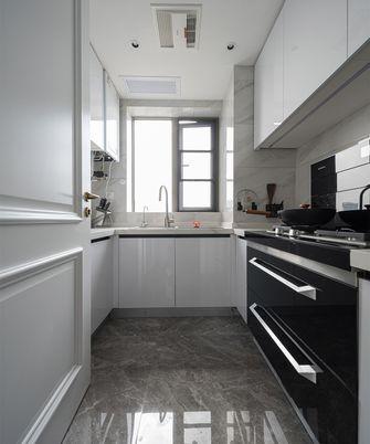 130平米三室两厅法式风格厨房装修效果图
