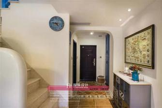 富裕型90平米新古典风格走廊图