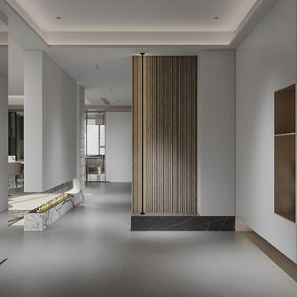 豪华型140平米现代简约风格走廊装修效果图