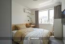 140平米复式混搭风格卧室设计图