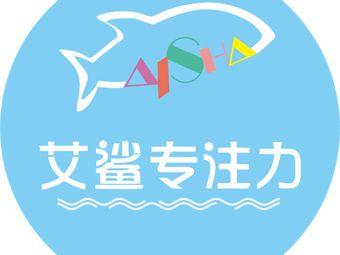 艾鲨专注力