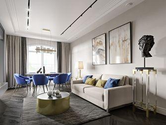 经济型90平米美式风格餐厅欣赏图