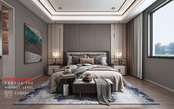 20万以上140平米别墅中式风格卧室设计图