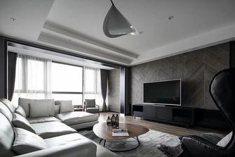 富裕型120平米三港式风格客厅装修案例