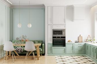 30平米超小户型现代简约风格厨房装修效果图