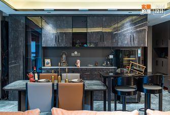 20万以上140平米四室四厅现代简约风格餐厅图片大全