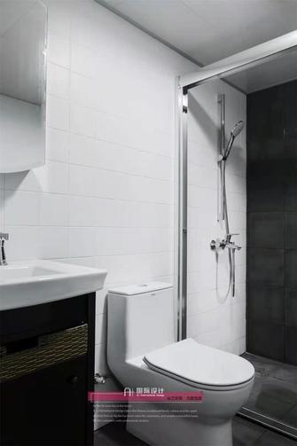 经济型80平米欧式风格卫生间装修案例