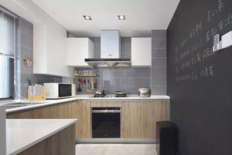豪华型140平米复式田园风格厨房设计图