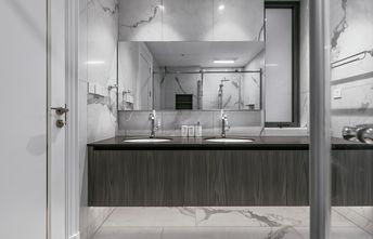 富裕型140平米三室两厅法式风格卫生间装修效果图