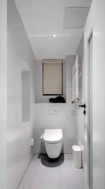5-10万110平米三室两厅现代简约风格卫生间图片大全
