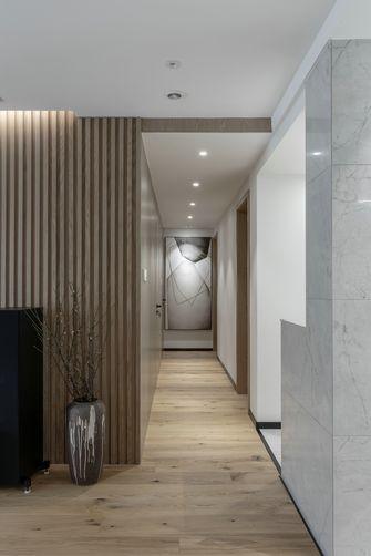 140平米四室两厅现代简约风格走廊设计图