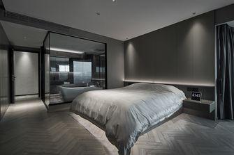 10-15万80平米三室两厅工业风风格卧室装修图片大全