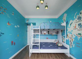 15-20万120平米三室一厅轻奢风格青少年房图片