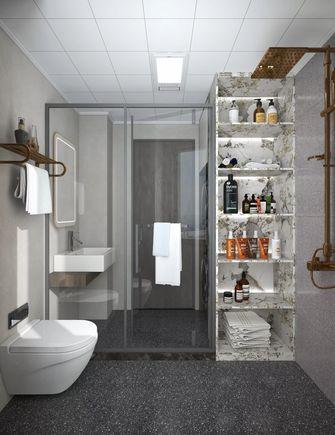 15-20万120平米三室一厅日式风格卫生间装修图片大全
