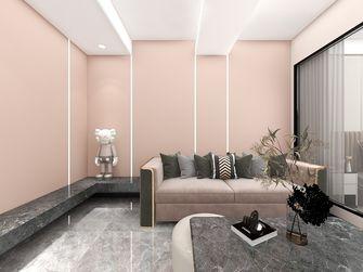 40平米小户型轻奢风格客厅装修图片大全