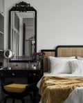 经济型小户型新古典风格卧室图片
