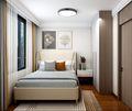 15-20万80平米三室两厅美式风格卧室图片