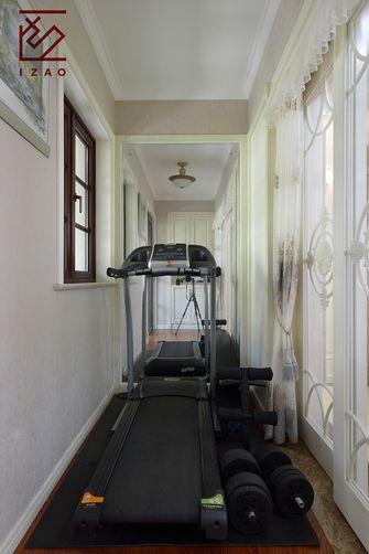 富裕型140平米四室两厅欧式风格衣帽间装修案例