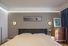 10-15万110平米四室一厅现代简约风格卧室图片大全