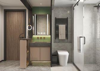 5-10万60平米一室两厅现代简约风格卫生间设计图