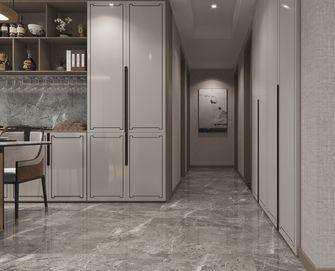 豪华型130平米三室两厅新古典风格走廊设计图